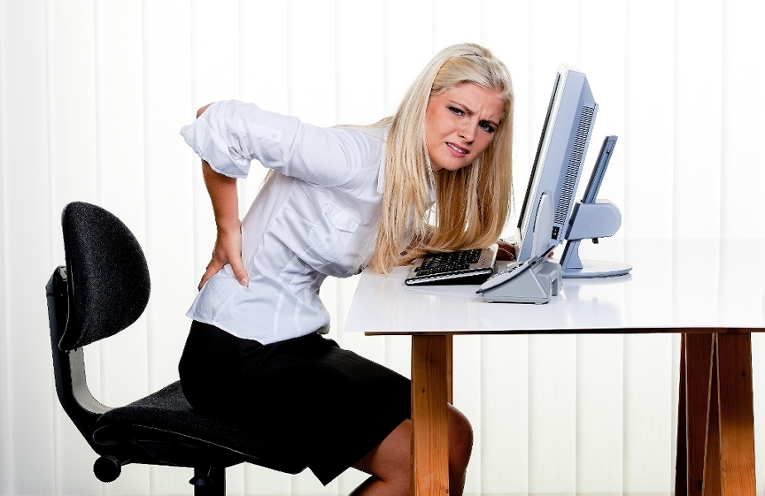 Desk Chair Back Pain | Office Chair Pain Relief Tips | Weston Medical